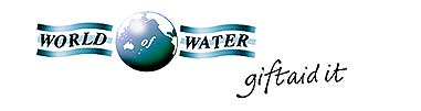 World Water. Giftaid-it