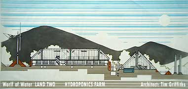 LAND TWO Hydroponics Farm